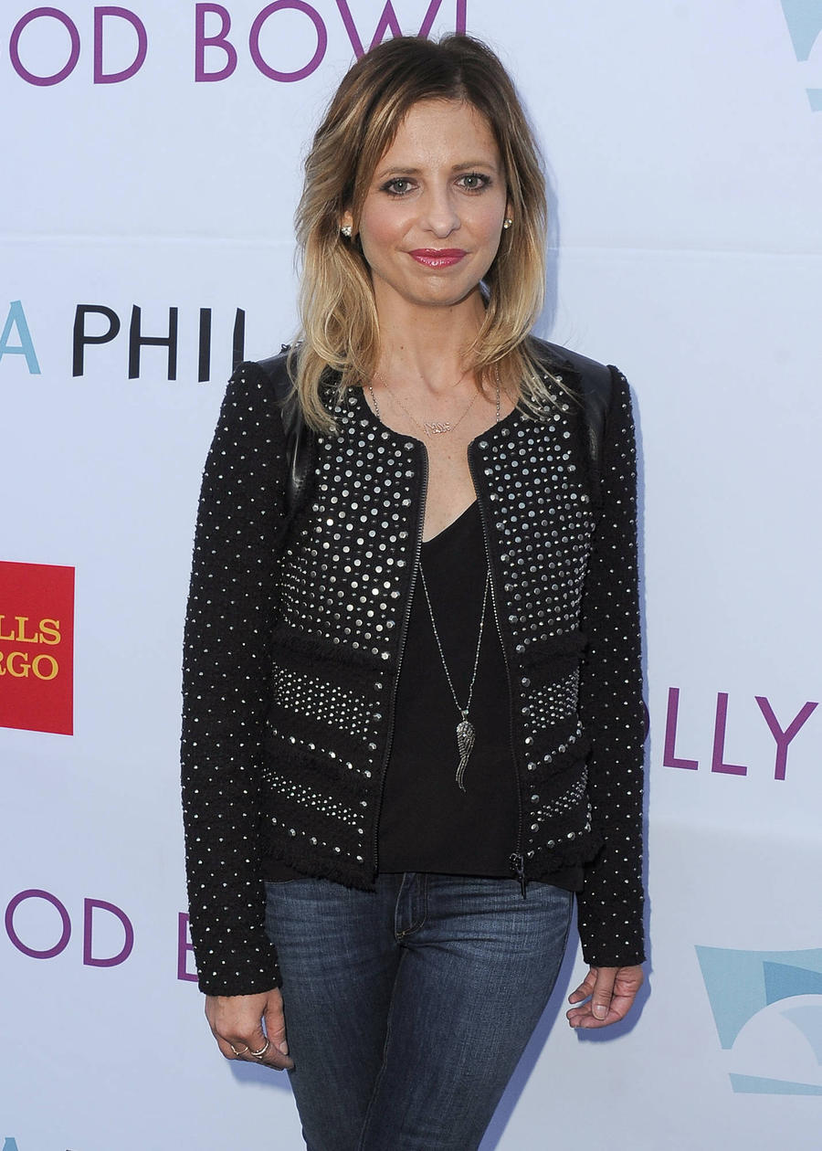 Sarah Michelle Gellar Shows Support For Cancer-stricken 'Muse' Shannen Doherty