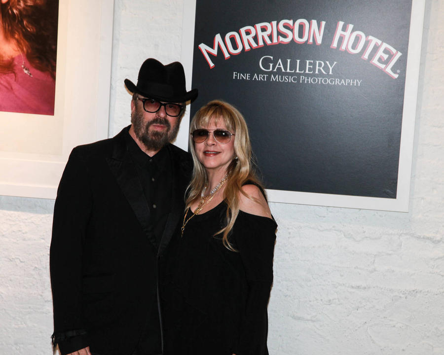 Dave Stewart Opens Up About Night Of Passion With Stevie Nicks In New Book