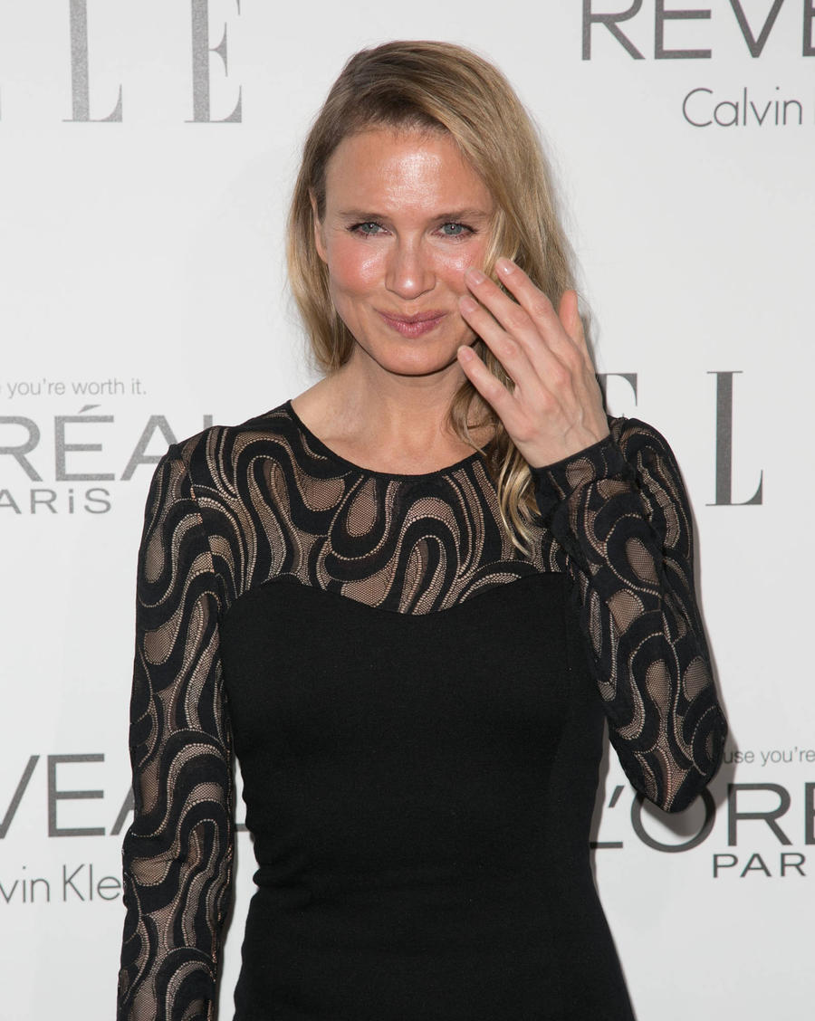 Renee Zellweger Oblivious To Comments About Her Appearance