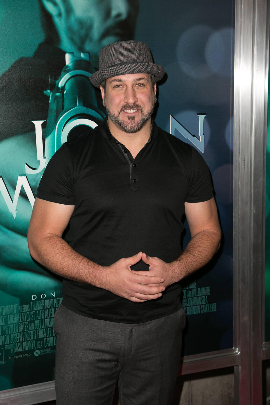 Joey Fatone Reveals Boyband Duet For Dead 7