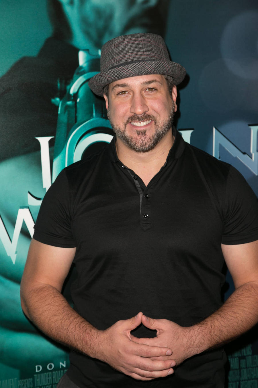 **Spoiler Alert** Joey Fatone Is Gay In Greek Wedding Sequel
