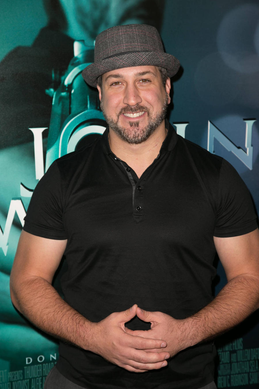 Joey Fatone: 'I Didn't Realise Chyna Needed Help'