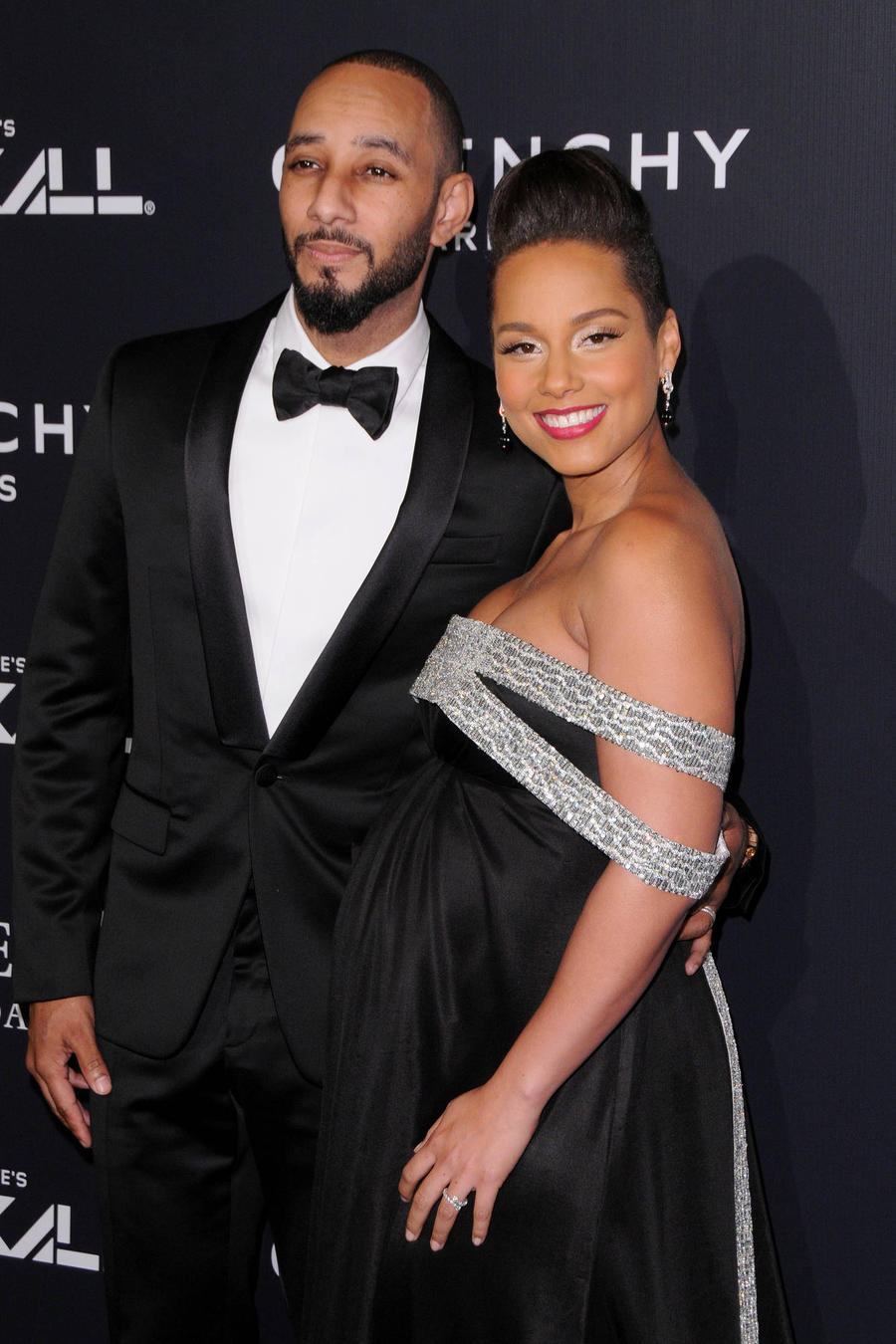 Alicia Keys' Young Son Co-produced Track For Kendrick Lamar