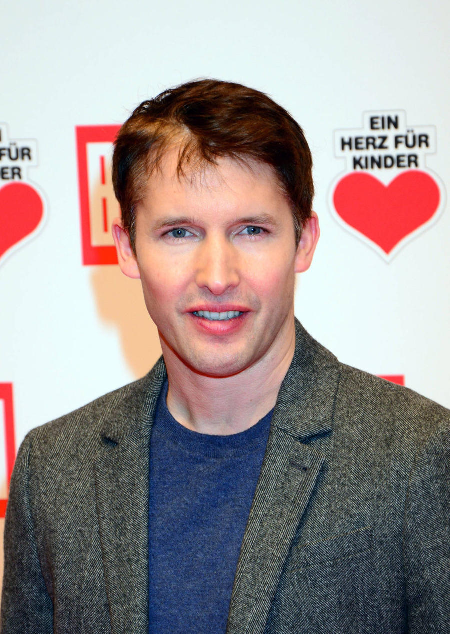 James Blunt Picks Up Honorary Degree