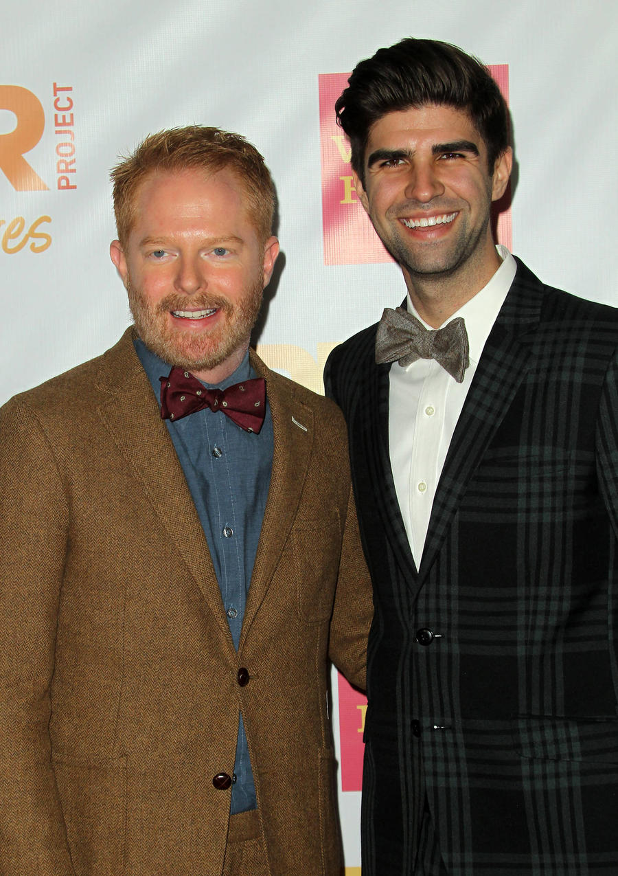 Jesse Tyler Ferguson To Be Honoured For Gay Rights Advocacy
