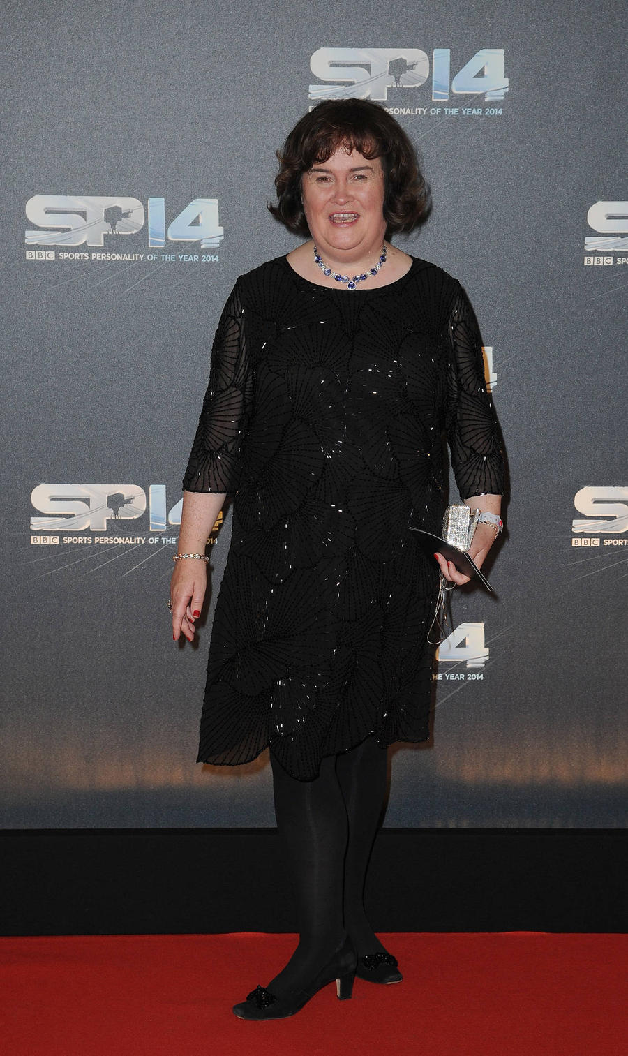 Susan Boyle 'Recovering' After Airport Drama