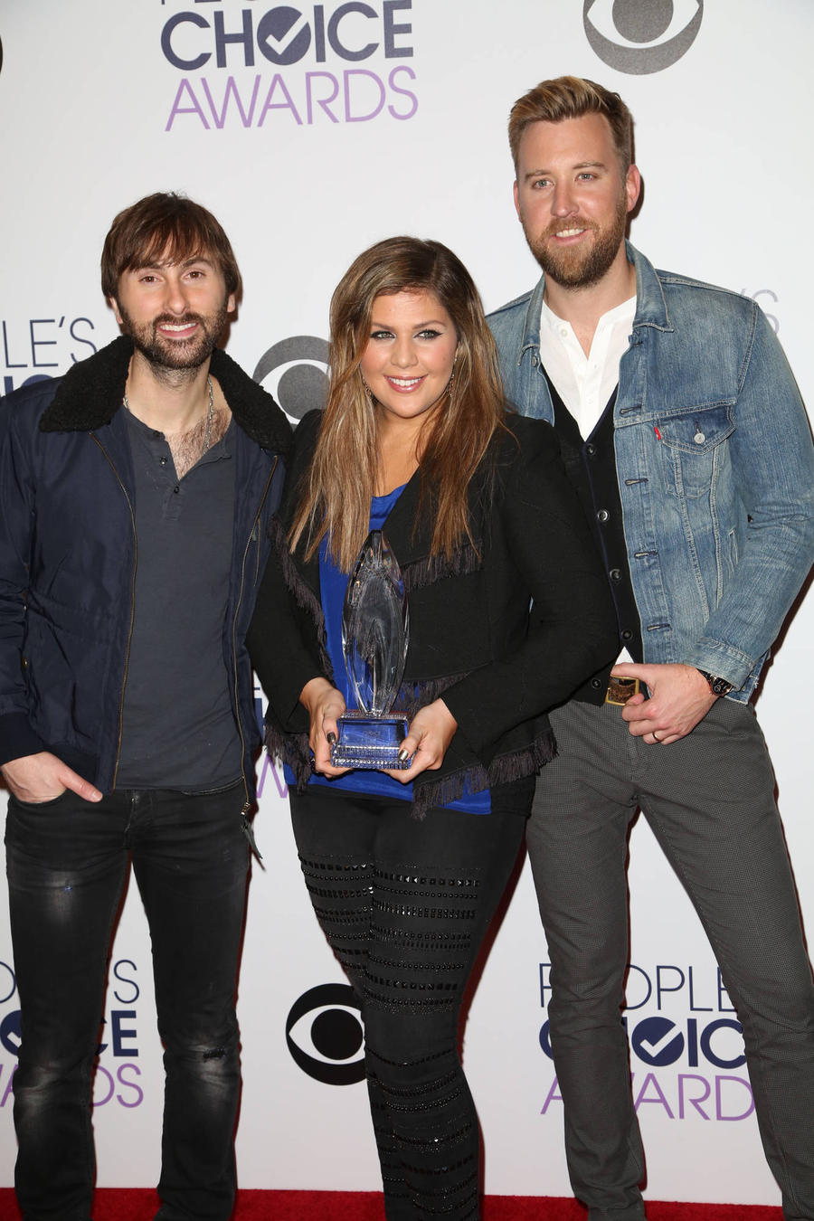 Lady Antebellum To Be Honoured For Philanthropy
