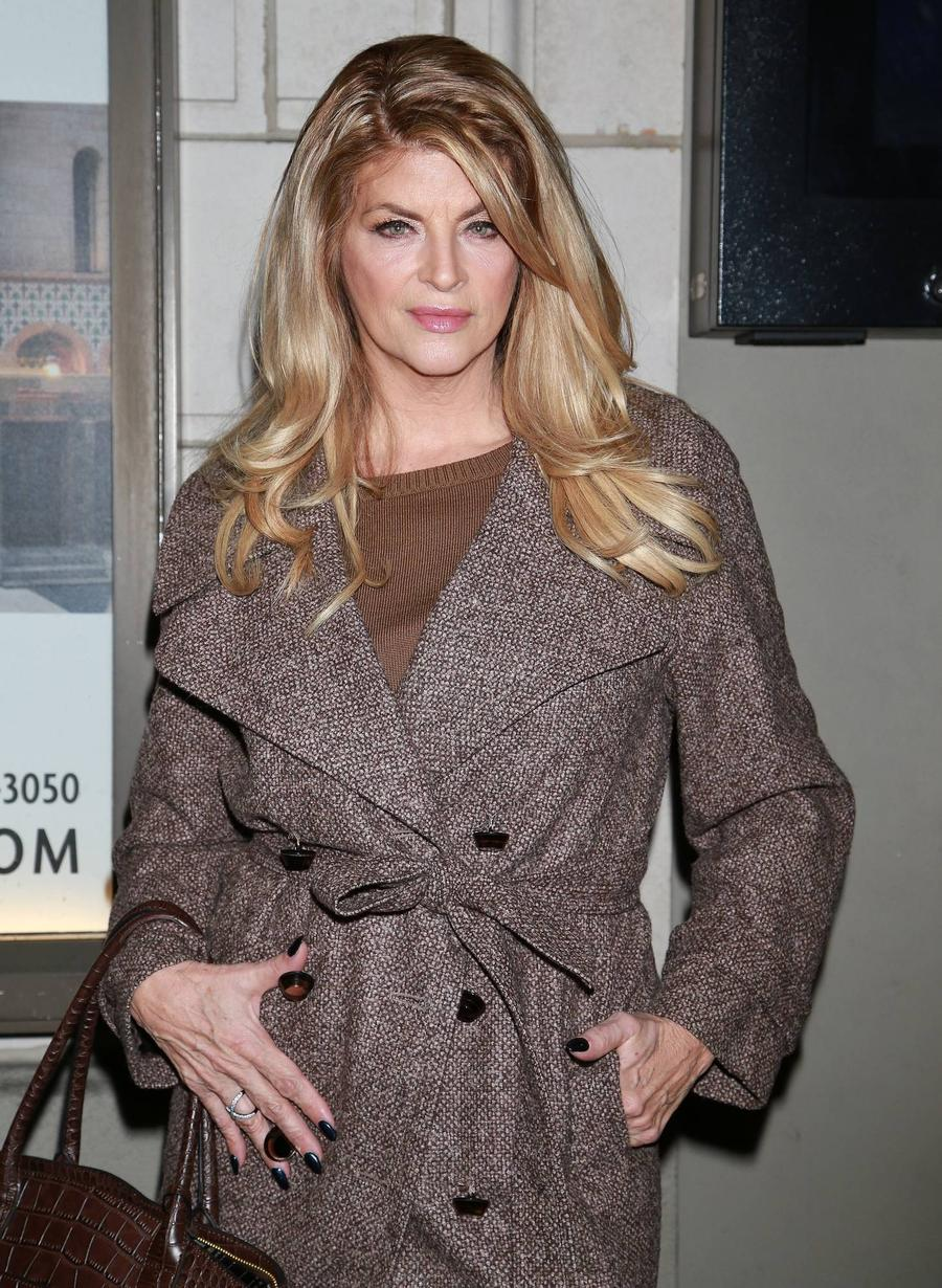 Kirstie Alley Withdraws Support For Donald Trump