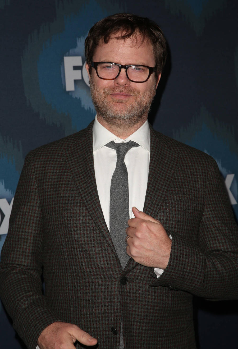 Rainn Wilson Joins New Star Trek Tv Series As Conman