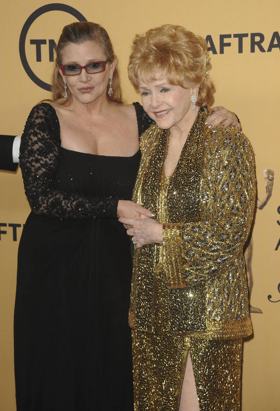 Debbie Reynolds Asked Son For Permission To Die