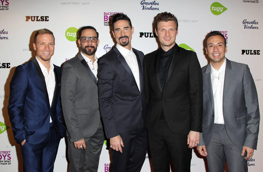 Backstreet Boys At Centre Of Concert Promoter Lawsuit