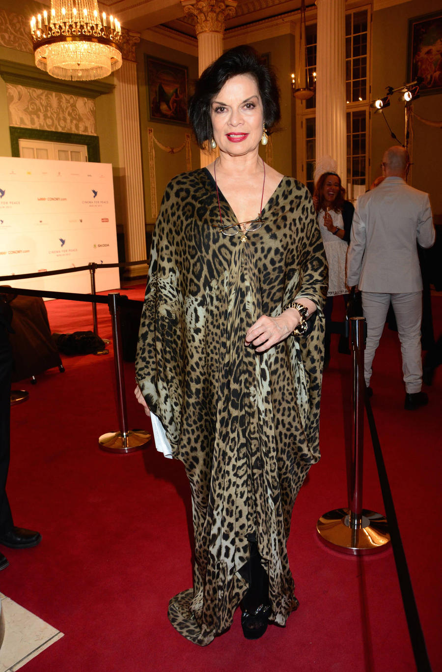 Bianca Jagger Apologises For 'Despicable' Tweet