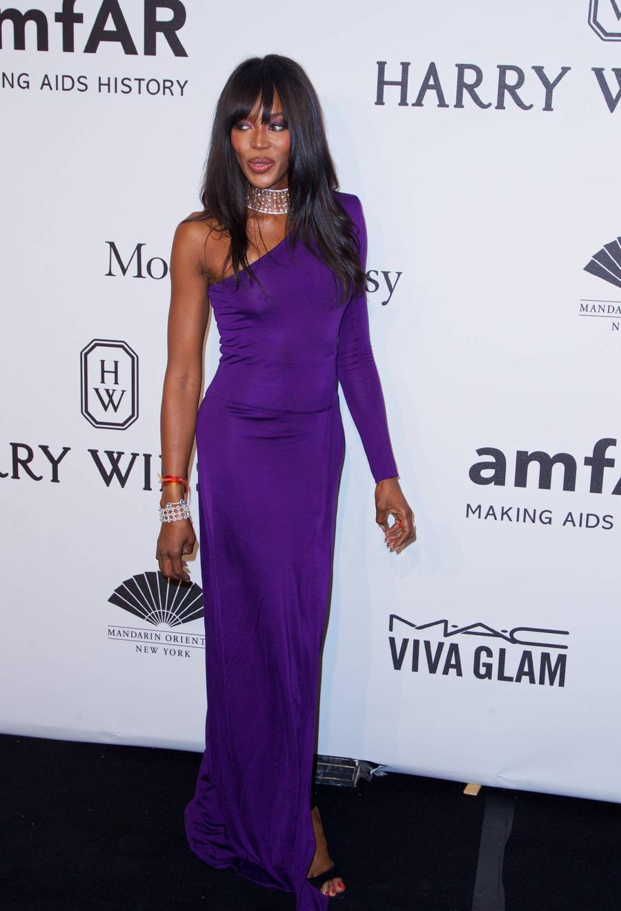 Naomi Campbell: 'I Don't Like The Word Racism'