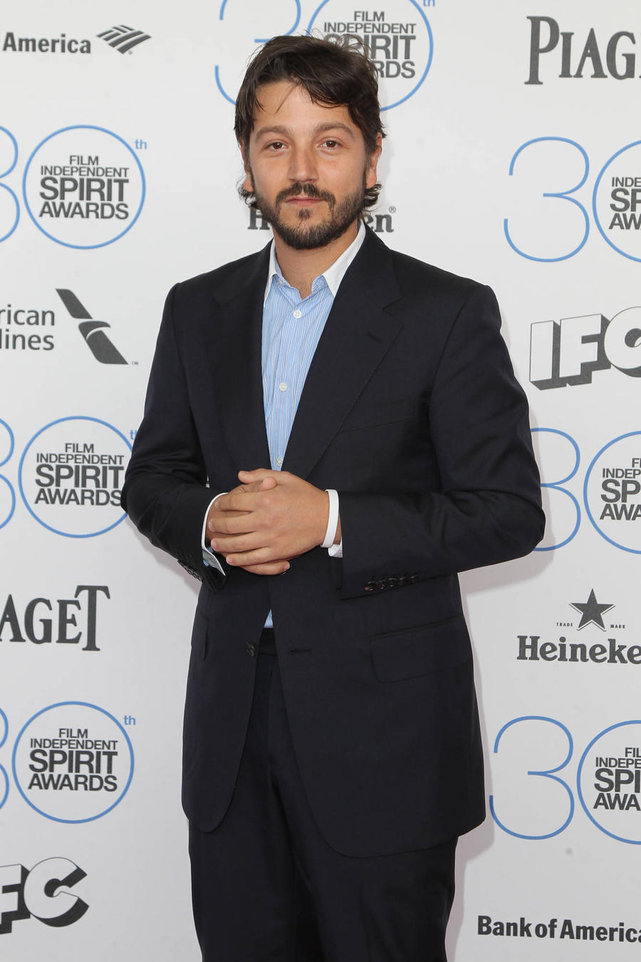 Diego Luna Revelled In Military Training For Star Wars Prequel