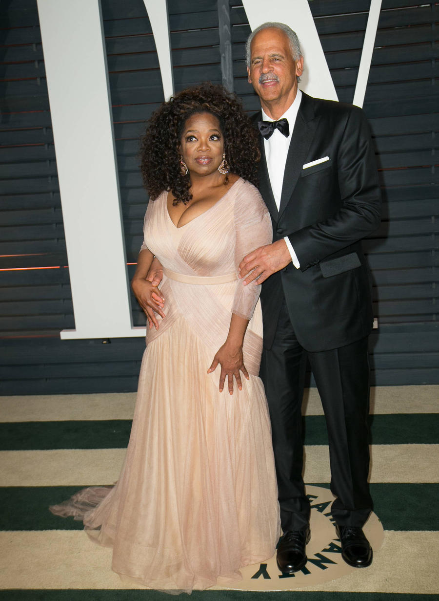 Oprah Winfrey Denies Marriage Rumours After Friends Offer Congratulations