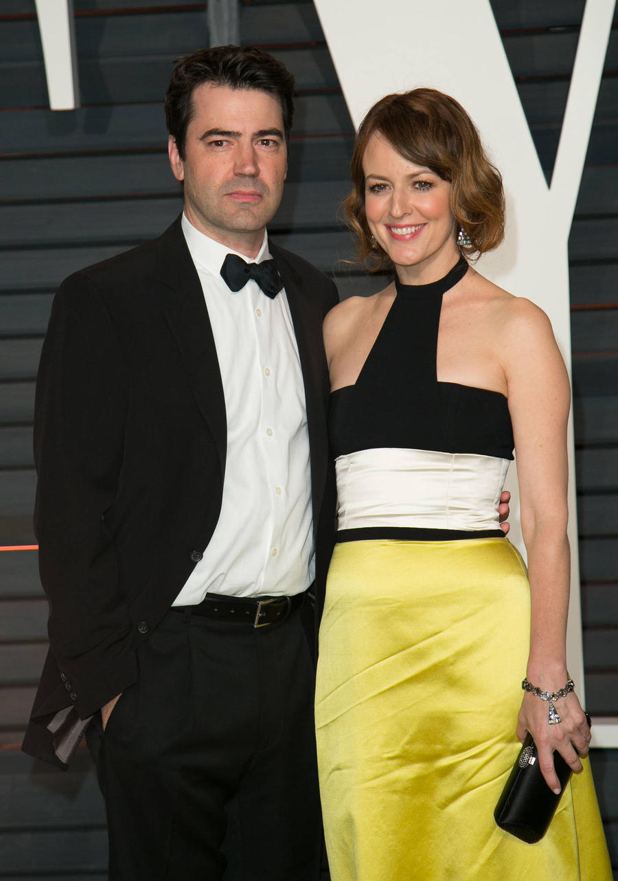 Ron Livingston And Rosemarie Dewitt Adopt Second Child