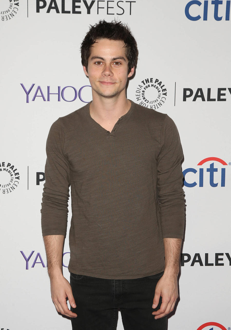 Dylan O'brien Back On His Feet After Movie Accident