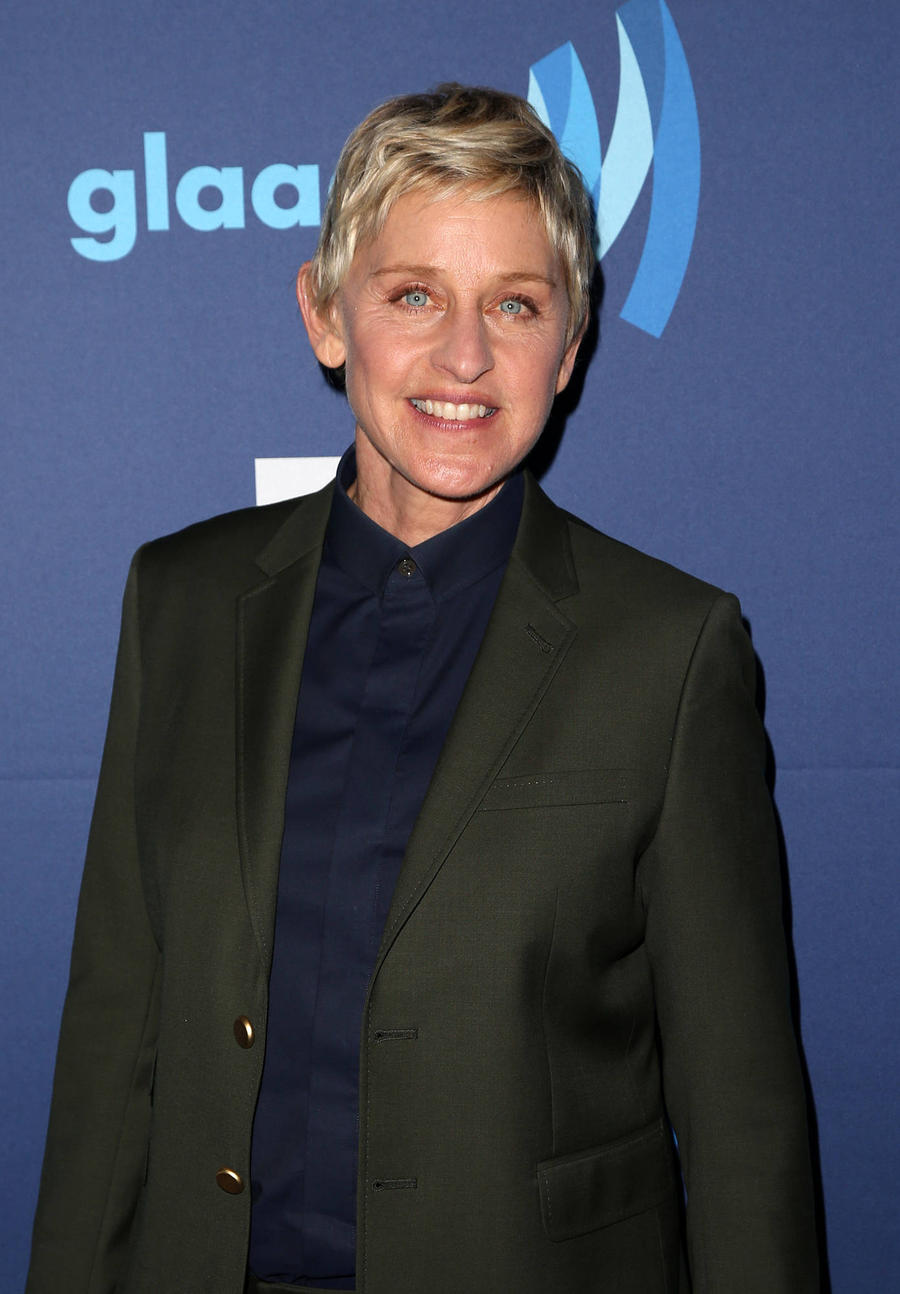 Ellen Degeneres And And Caitlyn Jenner Lead Lgbt Power List