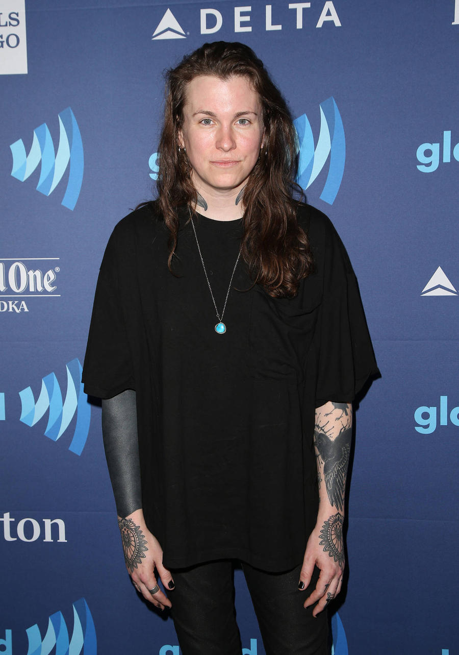 Laura Jane Grace's Ex-wife Upset Over Topless Shot In Rolling Stone Article