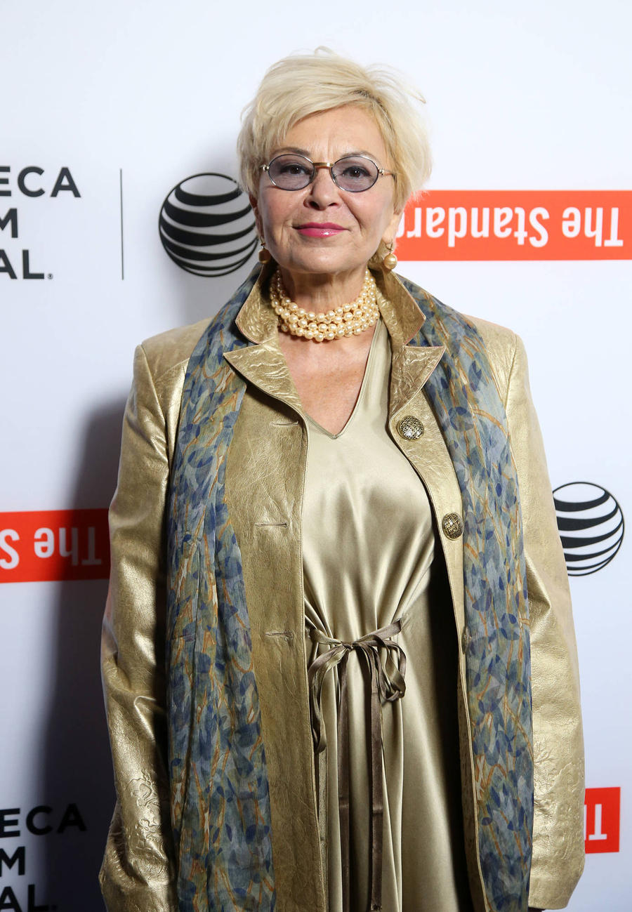 Roseanne Barr Hospitalised With Injured Knee