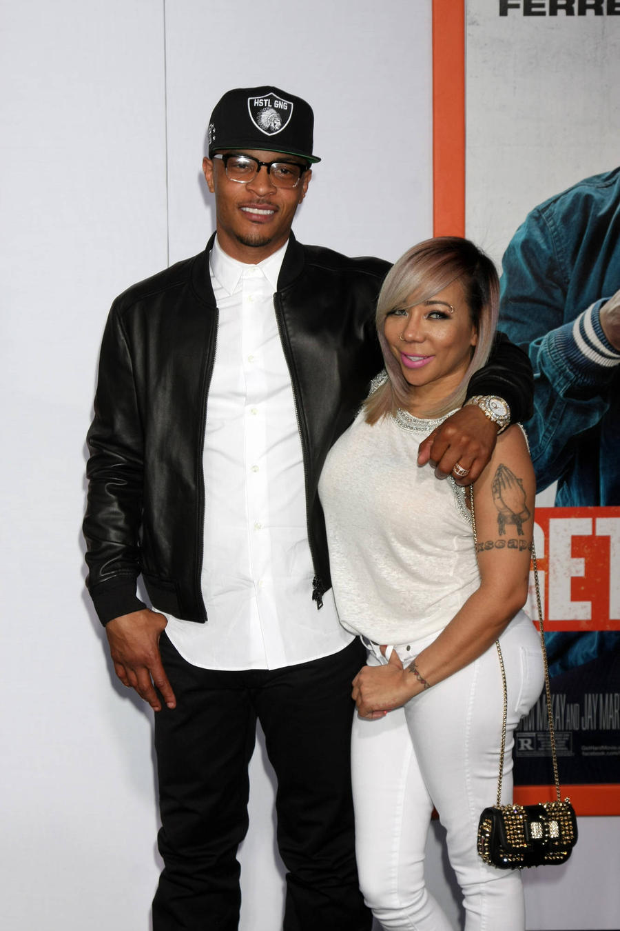Chef Stirs Drama At T.i. And Tiny's Baby Shower