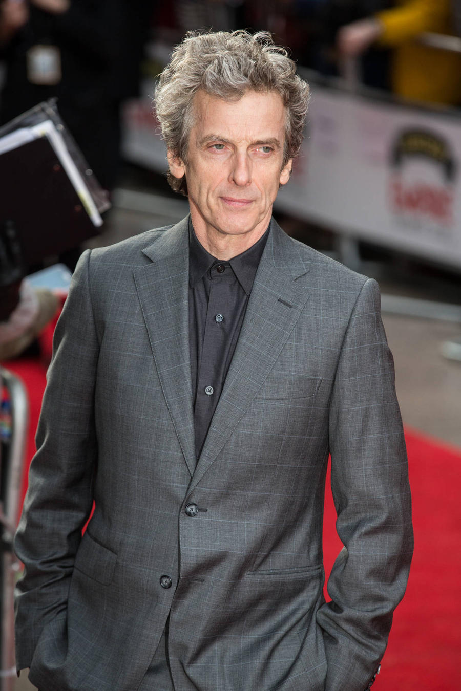 Peter Capaldi Asked To Stay On As Doctor Who Until 2018