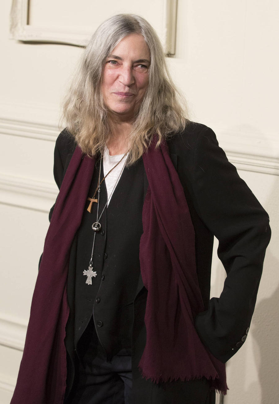Patti Smith: 'Acting Is The Worst Job In The World'