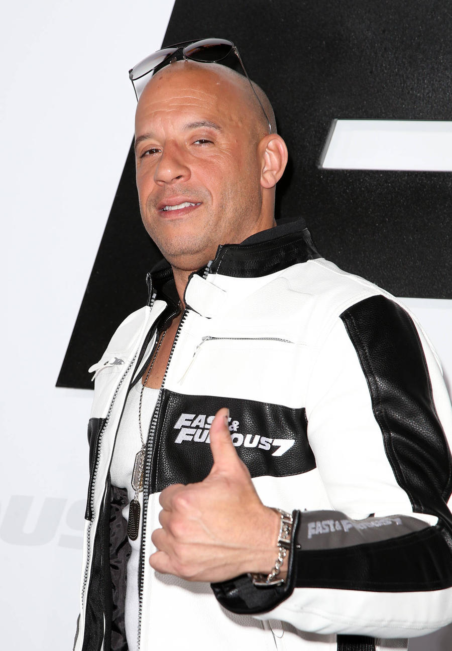 Vin Diesel: 'I Am Grateful To Entire Fast 8 Cast'