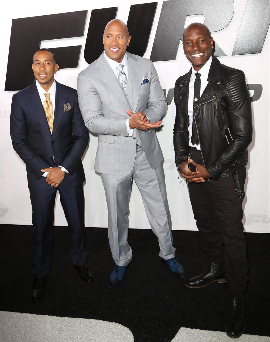 Tyrese Gibson: 'The Rock's Rant Isn't About Me'