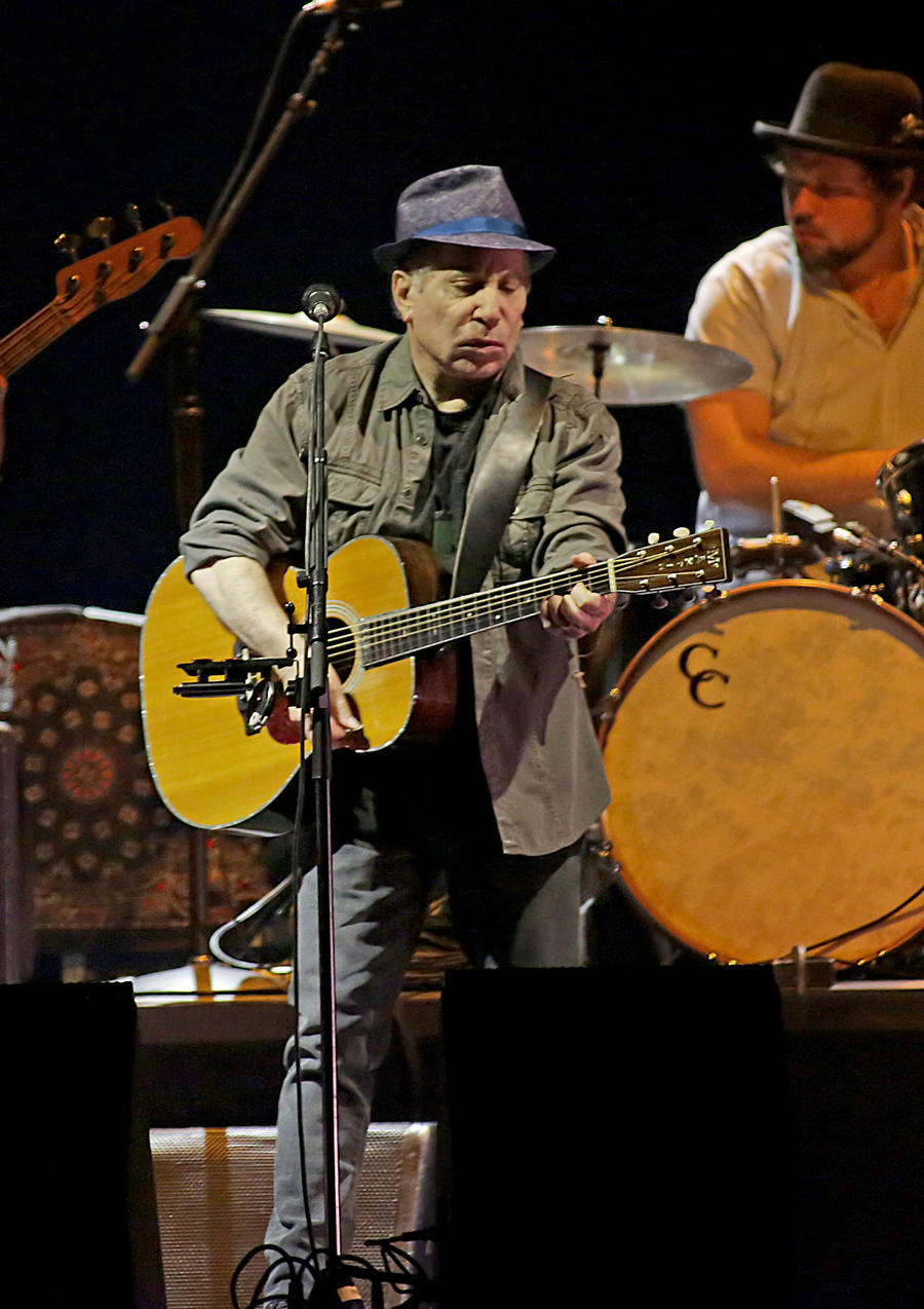 Paul Simon Records Theme Tune For Louis C.k.'S New Web Series
