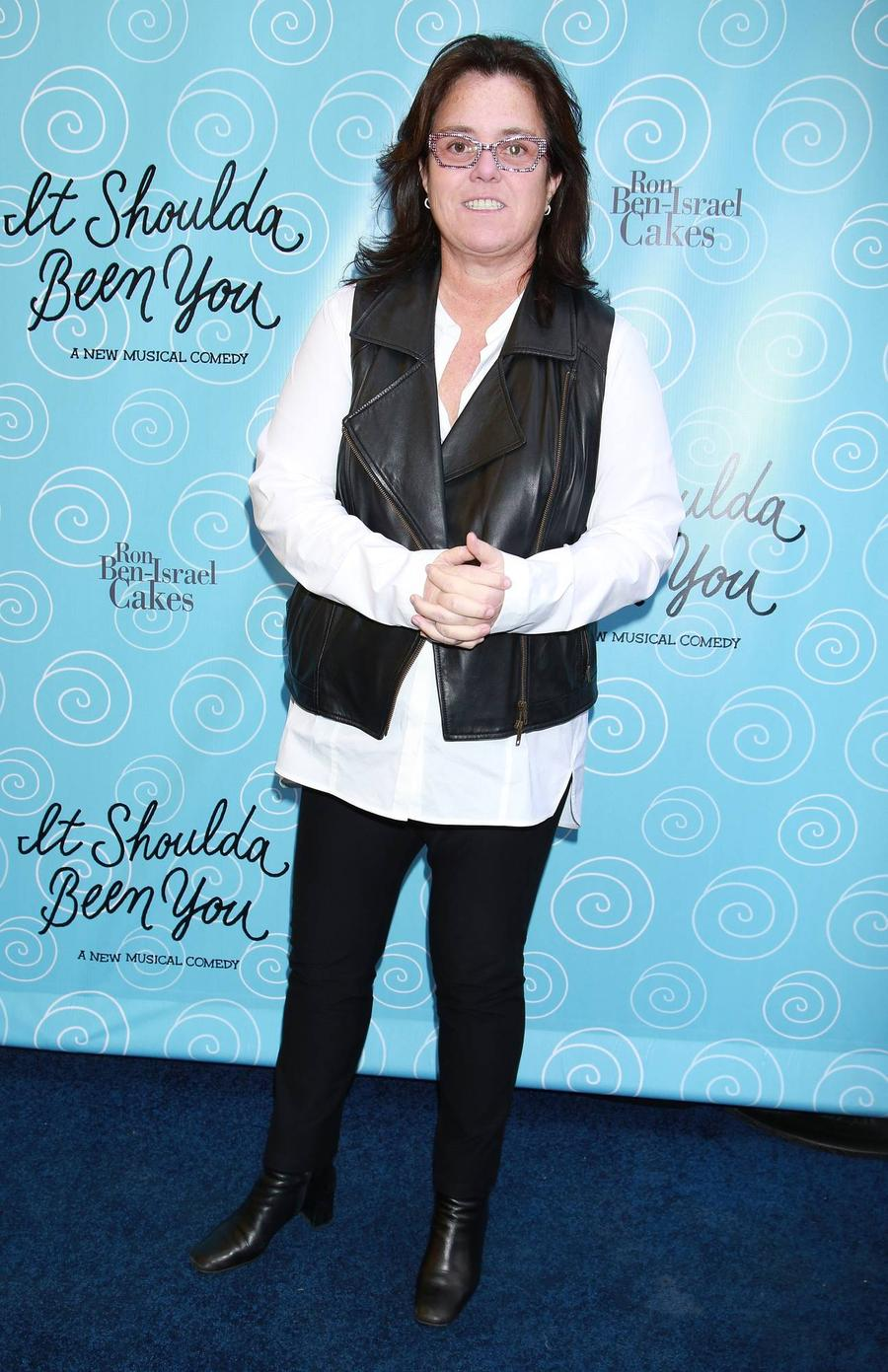 Rosie O'donnell Swears Off Marriage