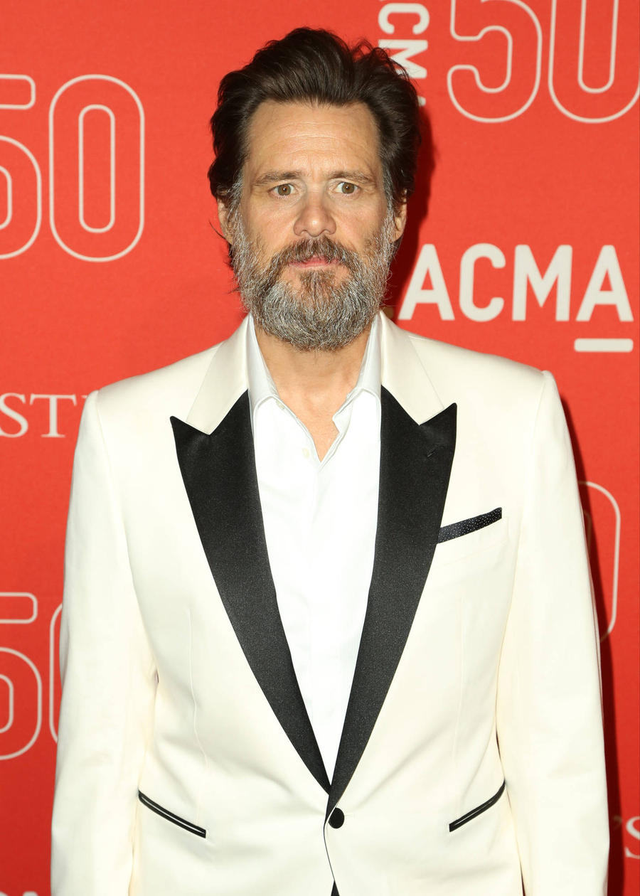 Jim Carrey Sued For Wrongful Death By Late Girlfriend's Estranged Husband