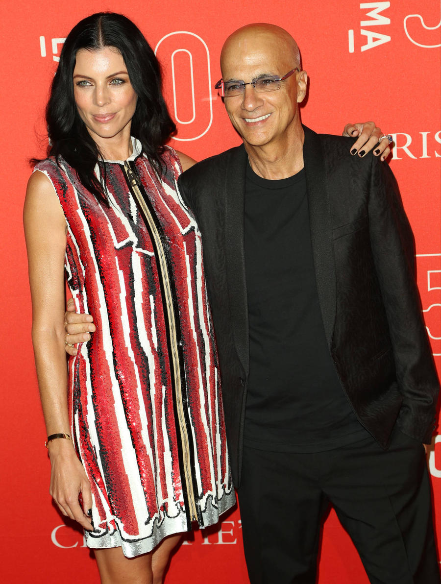 Jimmy Iovine And Liberty Ross Host Blessing Ceremony Ahead Of Valentine's Nuptials