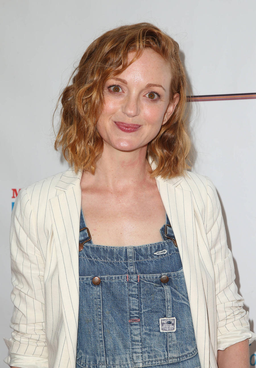 Jayma Mays To Be A First-time Mum