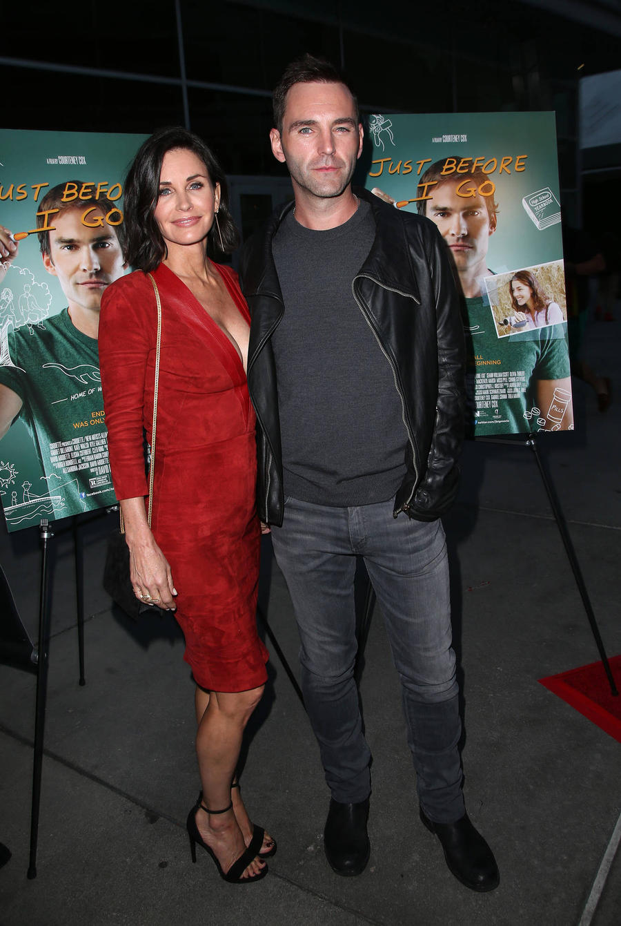 Courteney Cox's Ex Johnny Mcdaid Moves On