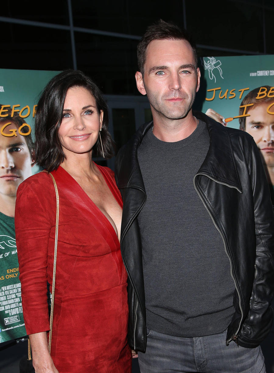 Courteney Cox And Johnny Mcdaid Spark Reunion Rumours
