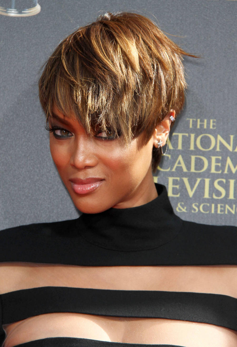 Tyra Banks Debuts New Son On 'Happiest Valentine's Day' Of Her Life
