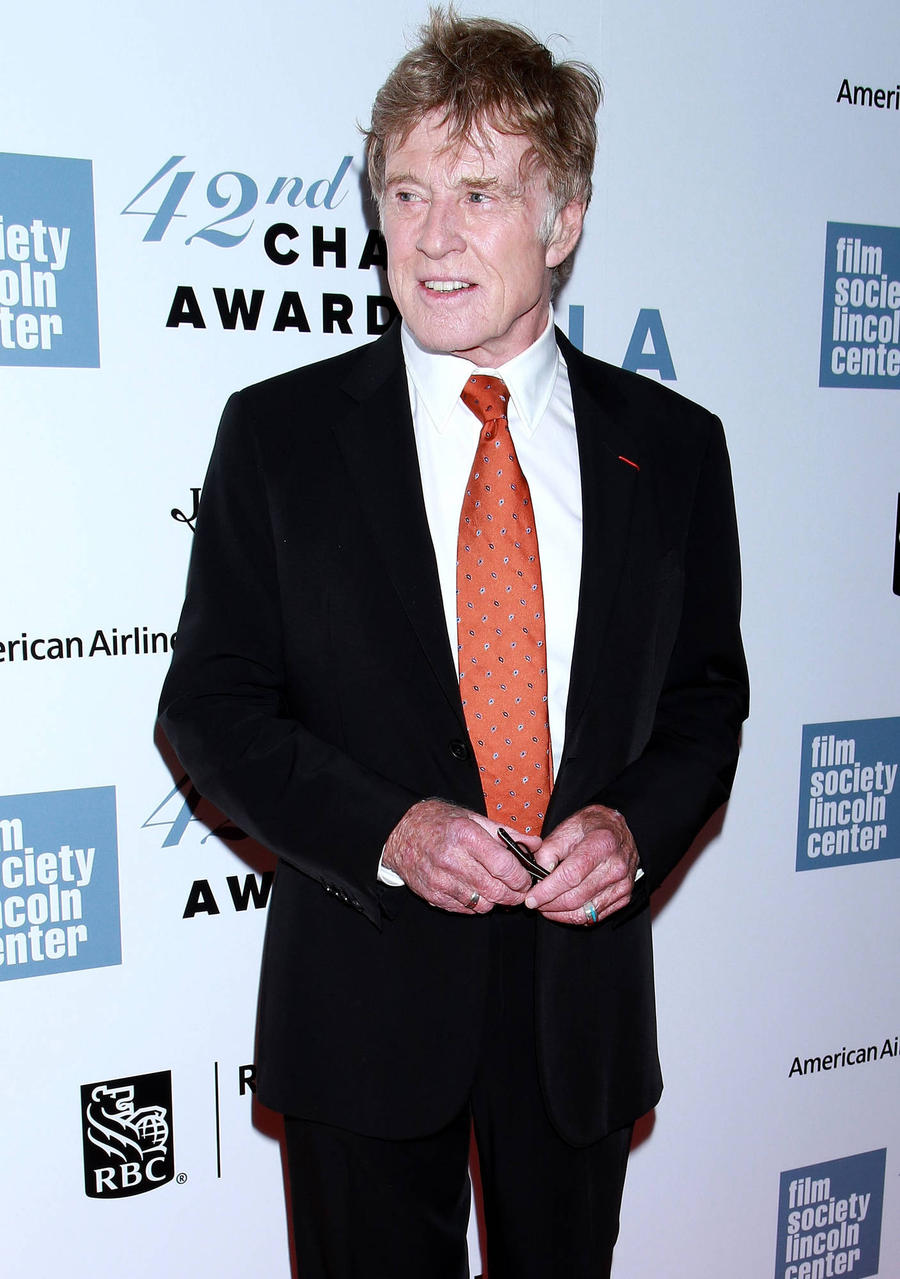 Robert Redford Makes Singing Debut For Movie Soundtrack