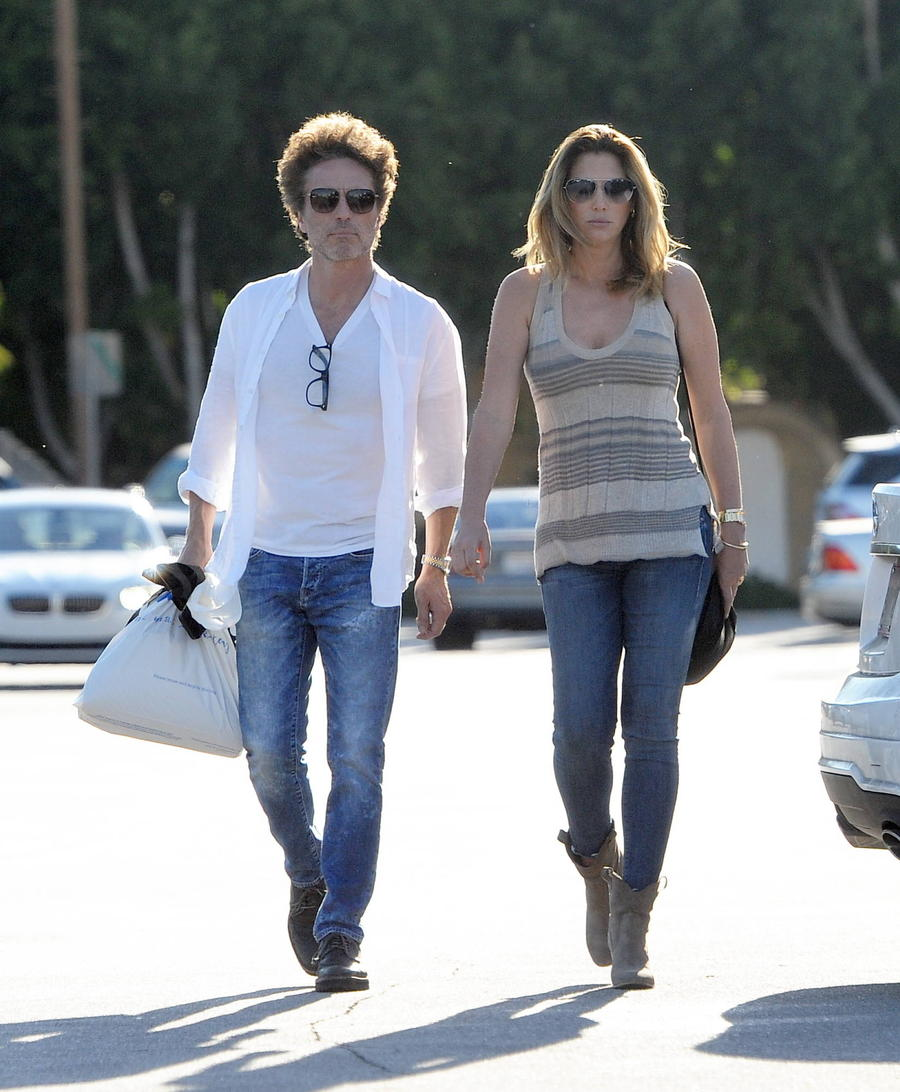 Daisy Fuentes And Richard Marx Host Los Angeles Wedding Party For Famous Friends