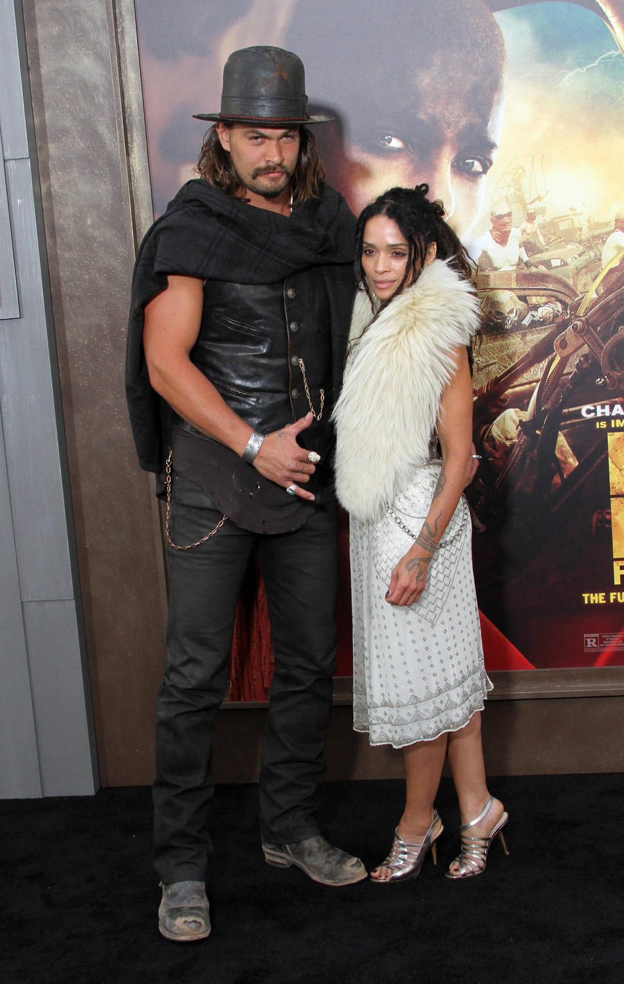 Jason Momoa Avoids Wife Lisa Bonet's Sex Scenes
