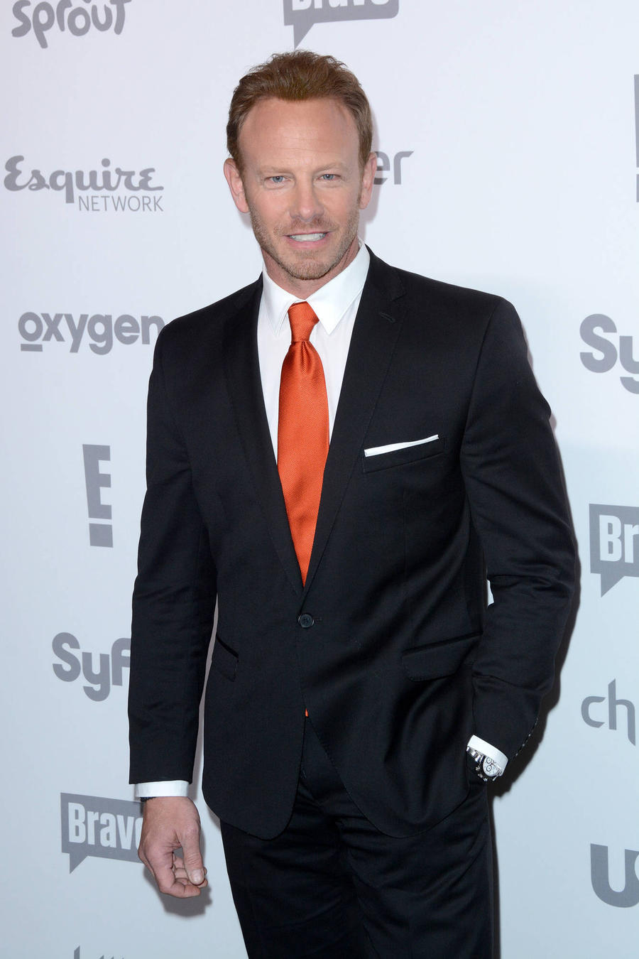Ian Ziering And Tara Reid Weather The Storm For Sharknado 4