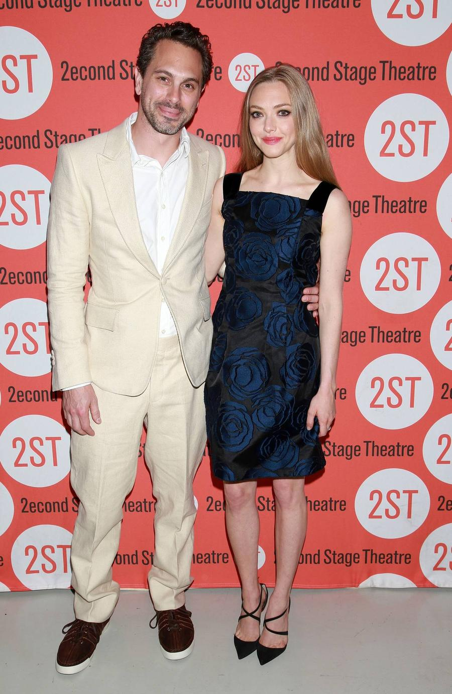 Amanda Seyfried's Fiance 'Excited And Terrified' About Fatherhood
