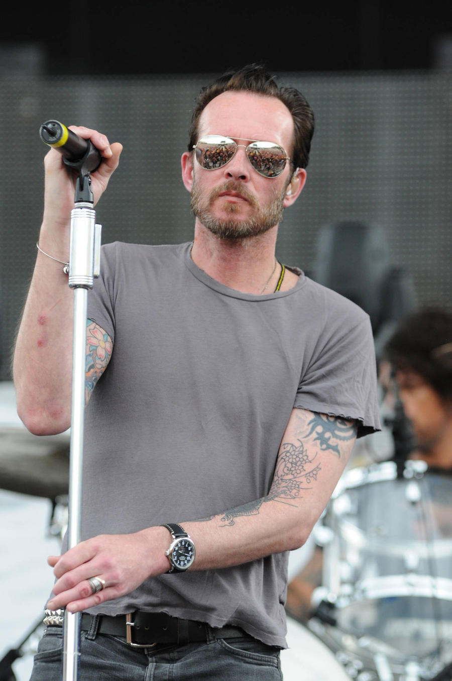 Scott Weiland's Widow Wants Money From His Estate
