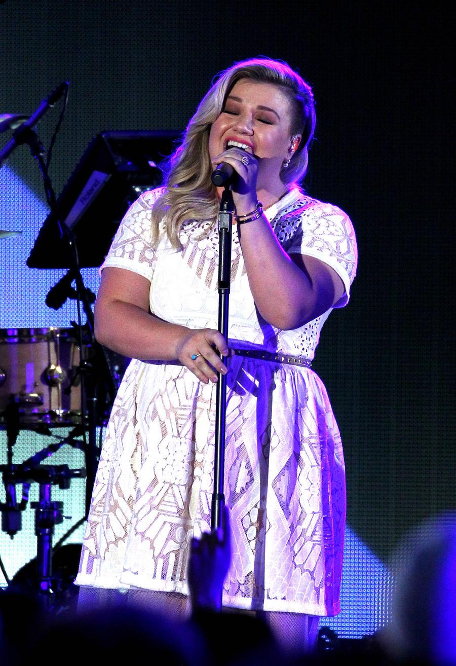 Kelly Clarkson: 'I'll Die If I Get Pregnant Again'