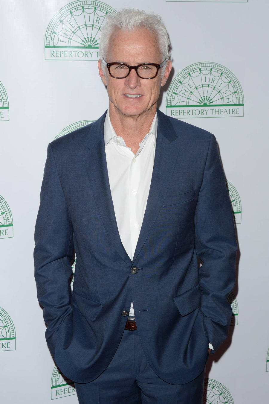 John Slattery Stepping Up As General Eisenhower For Churchill Biopic