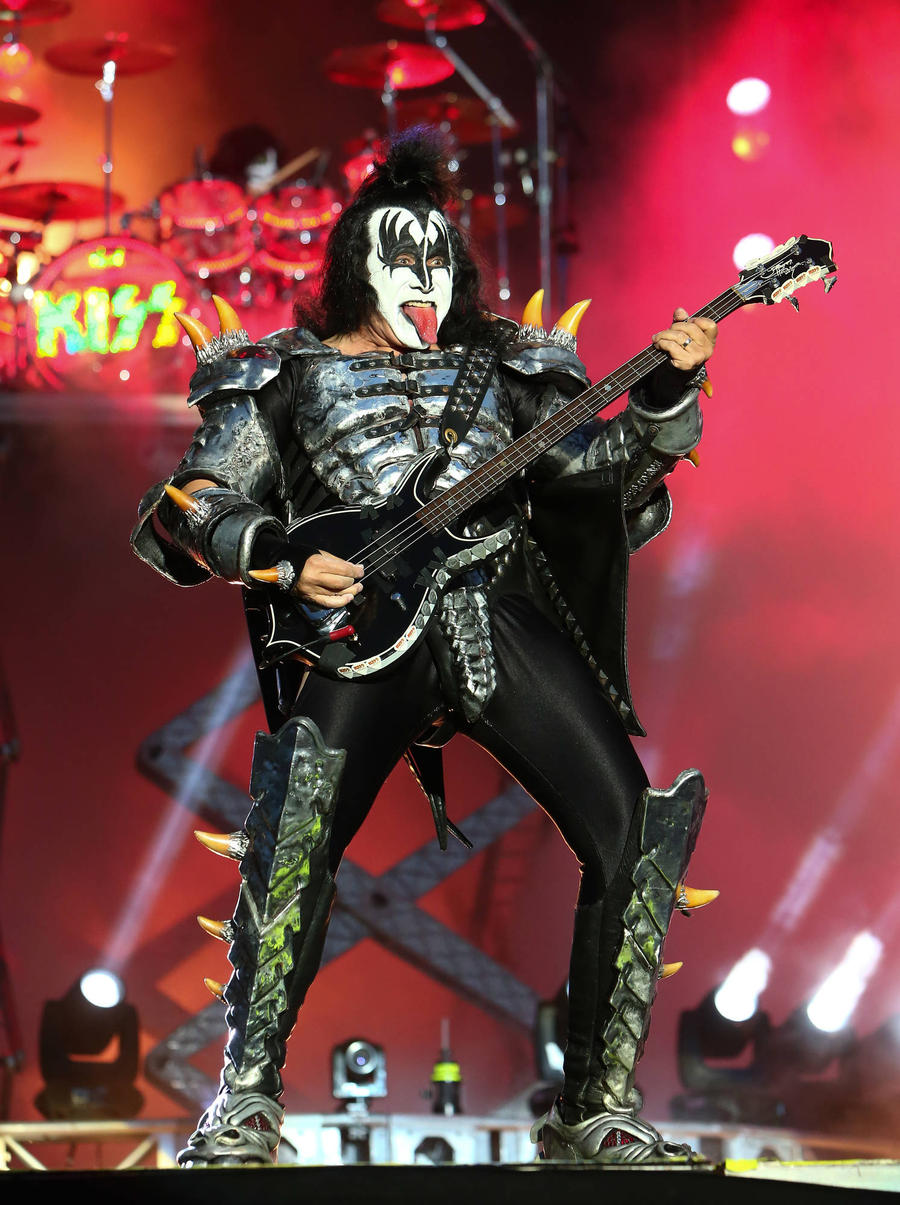 Gene Simmons: 'Lady Gaga Can Save Rock'