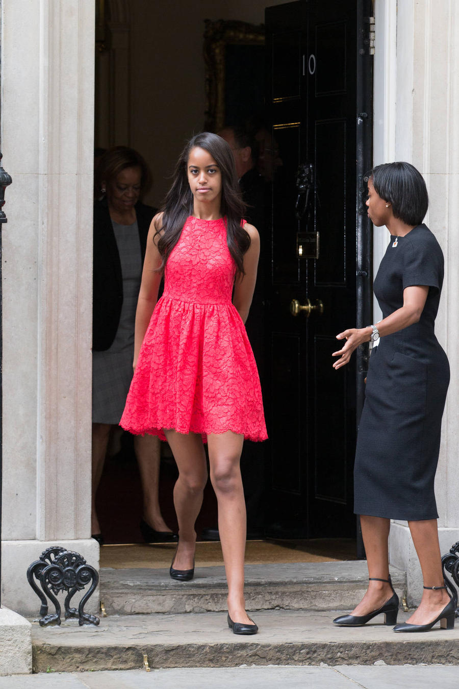 Malia Obama Books Internship With Movie Mogul Harvey Weinstein - Report