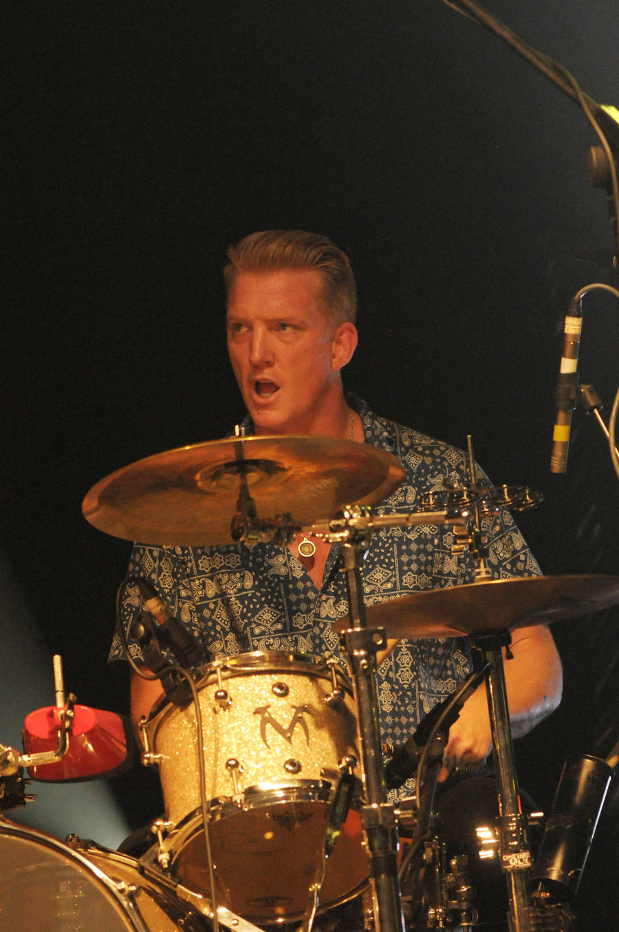 Josh Homme Welcomes Third Child