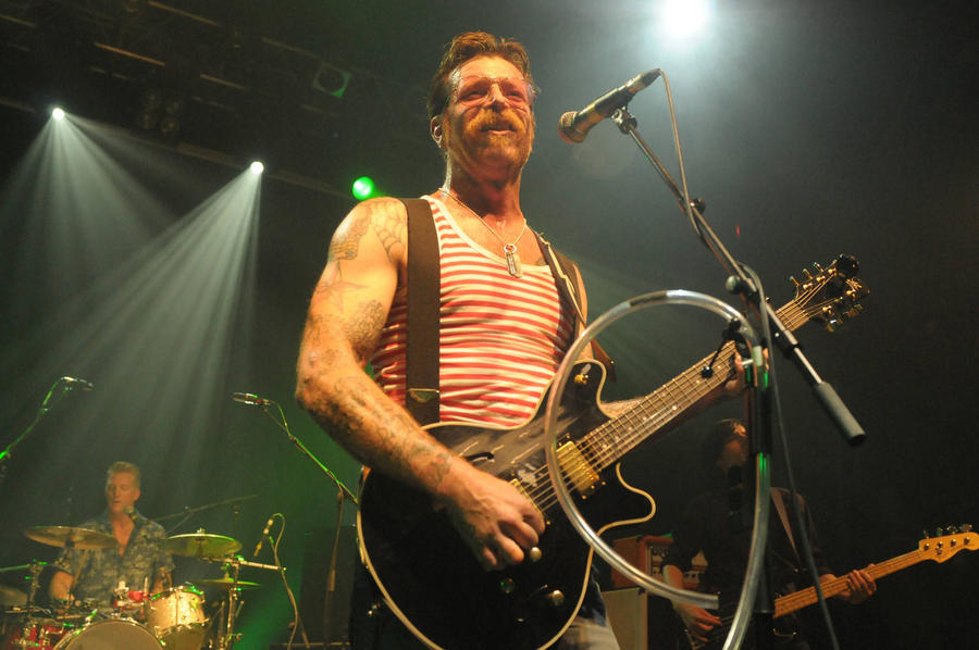 Bataclan Theatre Survivor Blasts Eagles Of Death Metal Star