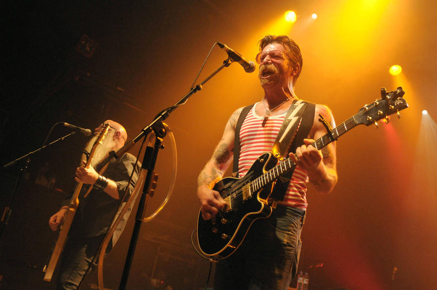 Eagles Of Death Metal Return To Paris For Emotional Gig